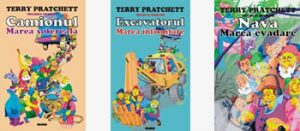 Trilogia nomilor, de Terry Pratchett